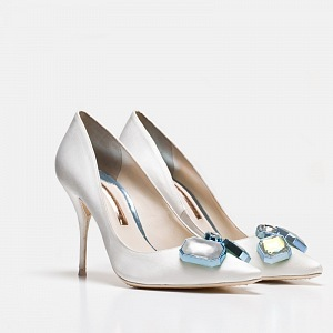 b0729b62c18 The Most Delightful Bridal Shoes  By Sophia Webster!