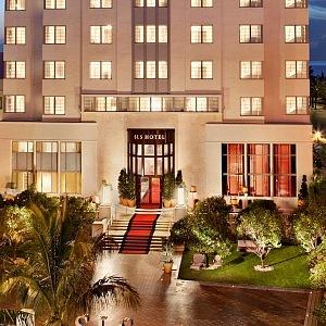 SLS Hotel, Hyde Beach