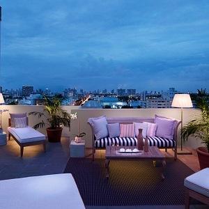 SLS balkon