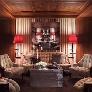 SLS hotel South Beach, Philippe Starck