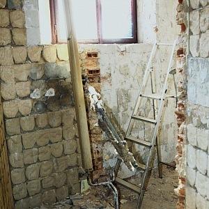 Začátky rekonstrukce byly těžké.