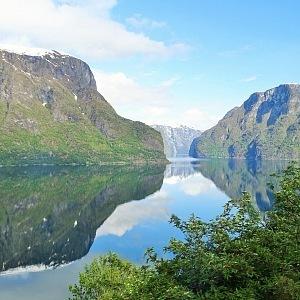 Sognefjord, Norsko
