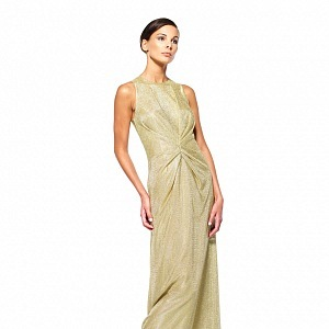 Luxurious dress from Soline