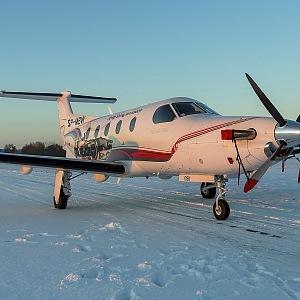 Podílové vlastnictví soukromých letadel Netflight