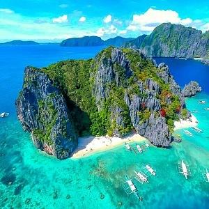 Palawan ostrov