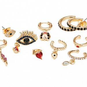 Šperky z kolekce THE VAMPIRE´S WIFE X H&M