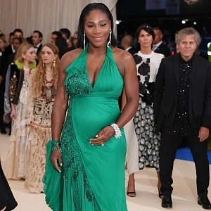 Serena Williams na Met Gala 2017