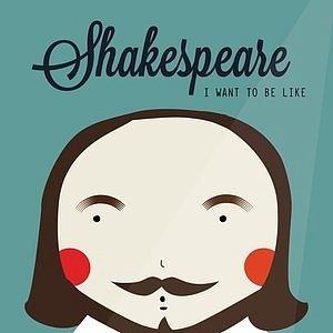Obal na čajovou krabičku s Williamem Shakespearem