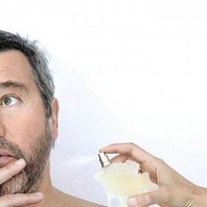 Starck jako modelem a parfém L'Air du Temps, Nina Ricci