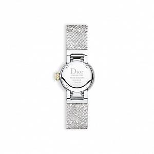 Zadní strana luxusních hodinek