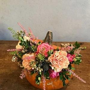 Květinářství Metamorphosis a Halloween