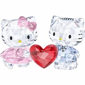 Hello Kitty and dear Daniel Swarowski
