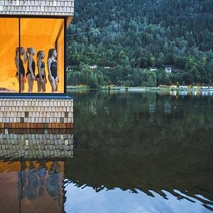Soria Moria sauna Norsko