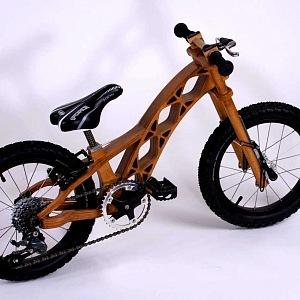 Dřevěné kolo Flavus