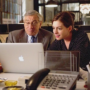 The Intern - Robert de Niro, Anne Hathaway