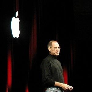 Steve Jobs na Macworld 2005