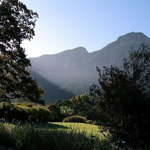 Stolová hora, Kapské město
