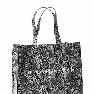 Stříbrná taška THE VAMPIRE´S WIFE X H&M