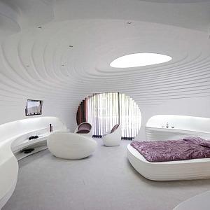 Barin - unikátní interiér hotelu