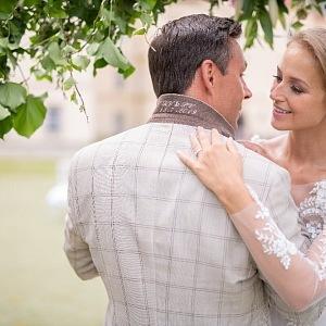 Roman Vojtek se podruhé oženil.