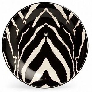 Plate from collection Optical animalier
