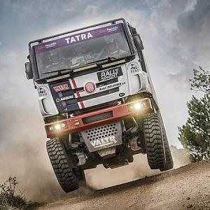 Tatra Buggary Racing Dakrar 2016