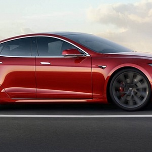 Tesla S it is ideal fo millionaires with an ecological mindset