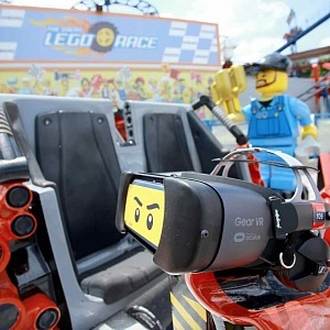 LEGO® Race VR Coaster