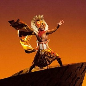 The Lion King musical for whole family