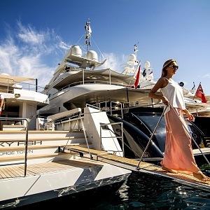 Monako Yacht show