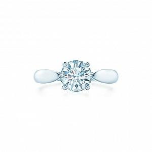 Zásnubní prsten Tiffany