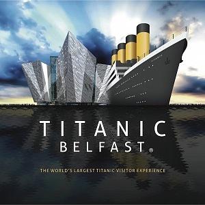 Titanic - expozice v Belfastu