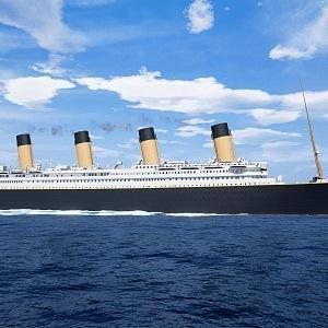 Titanic se ještě nezačal stavět.