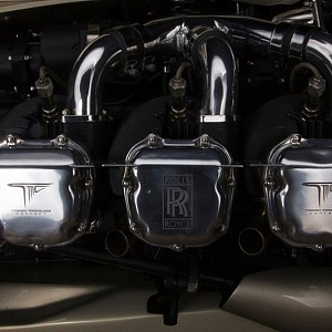 Motor TMC DUmont, Rolls Royce