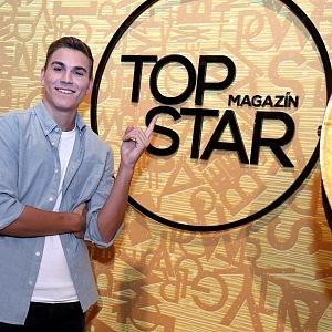 Momentálně ho můžeme také vidět v roli moderátora v Top Star Magazínu.