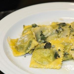 Typické jídlo oblasti Emilia-Romagna, Tortelli di Erbette