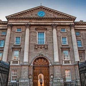 Trinity Collegy v Dublinu