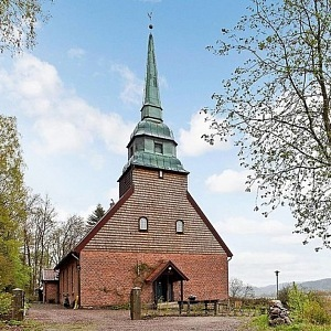 Former church in Sweeden