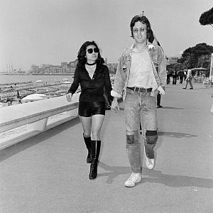 Yoko was very sexy