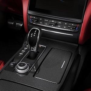 Quattroporte GranSport - interiér