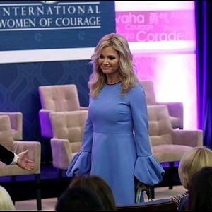 Babišová na 2019 International Women of Courage Awards