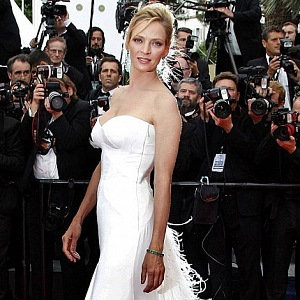 Uma Thurman - just perfect!