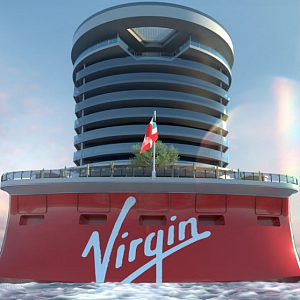 Virgin Voyages - Lady Ship
