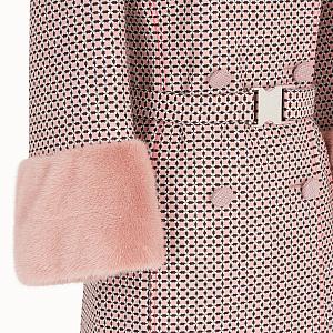 Kabát Fendi - detail
