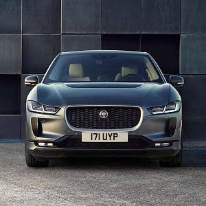 První elektrický vůz Jaguar