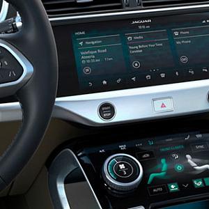 Jaguar I-PACE First Edition - interiér