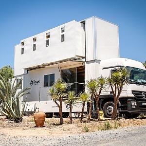 Truck Surf Hotel