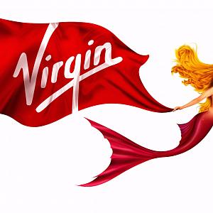 Mořská panna Virgin