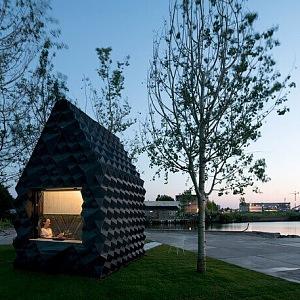 Dům postavený 3D tiskem, Holandsko