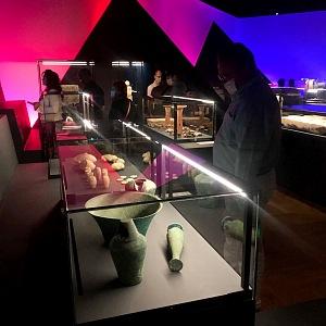 Na výstavě jsou k vidění i předměty z denního života.